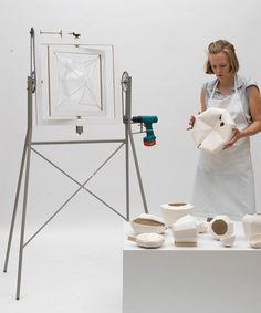 Annika Fryeによる即興マシン  TOKYO DESIGNERS WEEK2014 東京デザイナーズウィーク2014