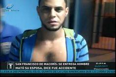 """Hombre Asesina A Su Esposa De Un Disparo En La Cabeza Y Dice Que """"Fue Sin Querer"""""""