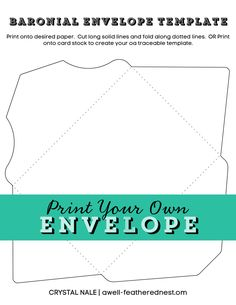 a well feathered nest printable envelope template hogwarts letter template letter templates