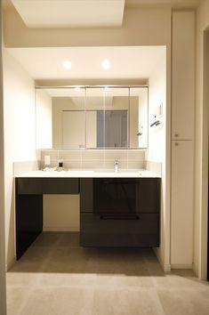 リフォーム・リノベーションの事例 洗面所 施工事例No.585シンプルでありながら温もりのある家 スタイル工房