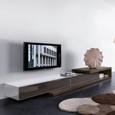 "Pianca USA People 103"" TV Stand 