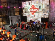 30 december 2016 - Naar het Top2000 café in Beeld en Geluid in Hilversum.