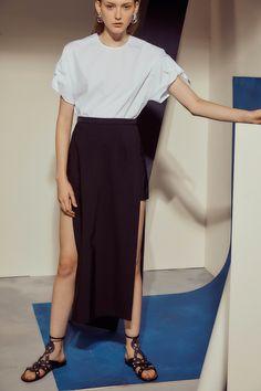 Rosetta Getty Spring 2017 Ready-to-Wear Fashion Show