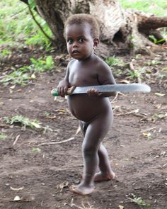Should I let My Baby Play With a Machete? | Love Parenting