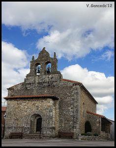 Iglesia de San Gines de Arles - Cerrazo