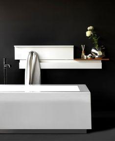 Designer Bathroom Radiators by Tubes Radiatori