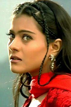 Beautiful Bollywood Actress, Beautiful Indian Actress, Kajol Image, Beautiful Girl In India, Glitter Gel Nails, Gel Nail Designs, Indian Movies, Beauty Queens, Indian Actresses