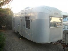 El Rey ( Airstream like) Vintage travel trailer $3500