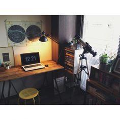 YUI-room.n.202さんの、My Desk,IKEA,DIY,書類棚,PCデスク,PC周りについての部屋写真