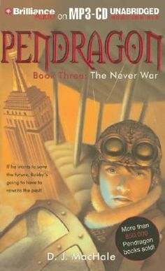 The Never War (Pendragon #3) by D.J. MacHale.  Rented from Bookstore.  Finished on 26th Oct. 9th book during mid-term break.