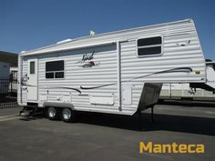 Used 2006 Northwood Nash 24.5 Fifth Wheel at Manteca Trailer Sales | Manteca, CA | #M1412Z