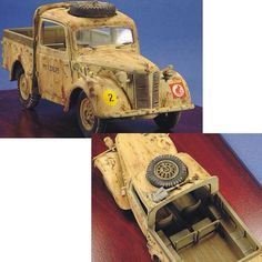 Austin Tilly Accurate Armour scale by Ray Blythe from: missing-lynx The Rat Patrol, Truck Scales, Military Modelling, Military Diorama, S Mo, Scale Models, Monster Trucks, Miniatures, War