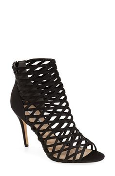 Nina+'Cypress'+Caged+Sandal+(Women)+available+at+#Nordstrom