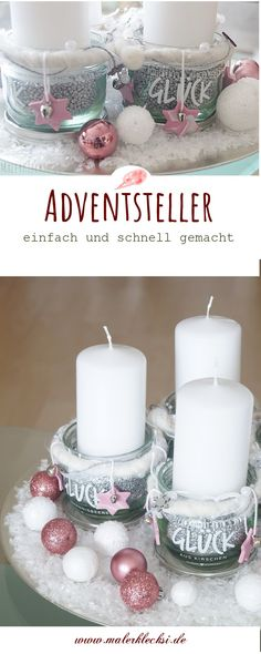 Wallpaper Marvel, Centerpiece Christmas, Paint Your House, Diy Projects For Beginners, Diy Weihnachten, Pillar Candles, Wedding Flowers, Candle Holders, Merry