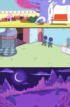 Adventure Time You Made Me Backgrounds by DerekHunter.deviantart.com on @deviantART