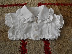 the roses are silent: Tutorial time! Multi-way cutsew. Making a gothic lolita shirt overlay.