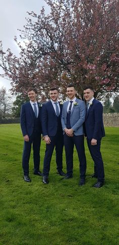 Johnny & Nicola's Big Day. Pictured is Galway native Johnny Comer and his crew shortly after tying the knot in Douglas, Co.Cork last weekend. The lads were kitted out head to toe @ Ej Menswear. Tie The Knots, Head To Toe, Big Day, Wedding Day, Cork, Menswear, Tying The Knots, Pi Day Wedding, Marriage Anniversary