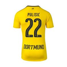 c6e1c54c01d Puma Youth Borussia Dortmund Pulisic #22 Jersey (Home 16/17) @  SoccerEvolution. Soccer StoreSoccer ...