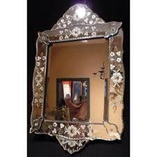 miroir venitien ancien recherche google miroir pinterest miroirs v nitiens miroirs et. Black Bedroom Furniture Sets. Home Design Ideas