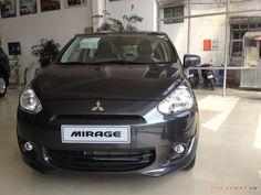 Mitsubishi Mirage - 2014