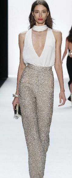 Badgley Mischka Spring 2016