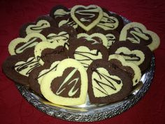 Nothing like a little bit of melted chocolate to finish these off! Heart Cookie Cutter, Heart Cookies, Cookie Cutters, Melted Chocolate, How To Make Cookies, Valentines Day, Frozen, Rolls