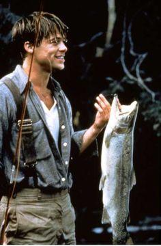 En espérant voir un jour Hugo avec la même prise que Brad Pitt