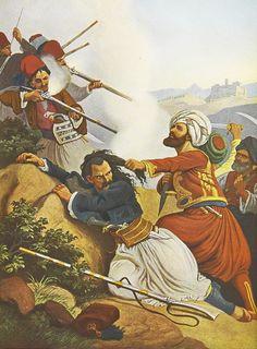 Νίκη των υπό τον Μακρυγιάννη Ελλήνων εν Πειραιει