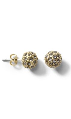 look studly in these christina earrings from Club Monaco #socute