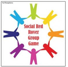 Social Red Rover Group Game-pinned by @PediaStaff – Please Visit ht.ly/63sNtfor all our pediatric therapy pins