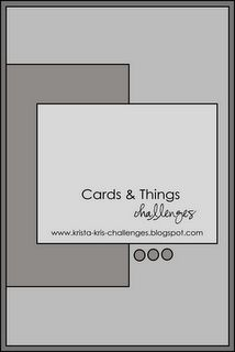 Cards and Things sketch 111