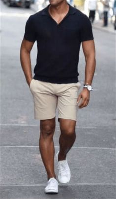 What are some great casual outfit for guys? Today we are talking all about casual outfit for guys and how you can wear them with a […] Summer Outfits Men, Stylish Mens Outfits, Short Outfits, Summer Men, Casual Outfits, Casual Summer, Men Summer Style, Casual Winter, Mens Fashion Wear