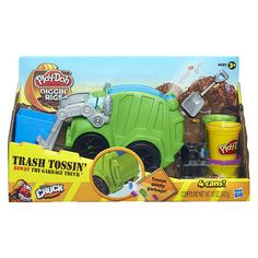 Rowdy the Garbage Truck Play-Doh Set, Only $10.49 at Target---Save Over $19.00!