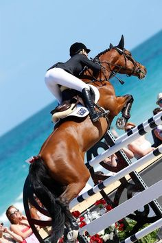 LGCT of Miami Beach - Edwina Tops Alexander on Lintea Tequila Miami Beach,8th april 2016ph.© Stefano Grasso