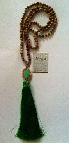 Ashiana Bright Green Necklace