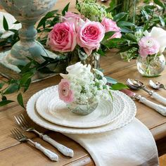 Not your ordinary sleek surface, plain Jane table top tableau! This creamy ceramic collection revels in its texture and decorative appeal. Dinner Plate Sets, Dinner Plates, Park Hill Collection, Small Spoon, Votive Holder, Vintage Plates, Flatware Set, Finding Joy, Salad Plates