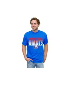 Junk Food Men's New York Giants Fresh Fade T-Shirt