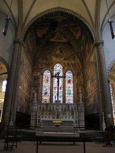 Affreschi santa Maria Novella-Ghirlandaio