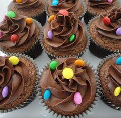 Receita de Cupcake Recheado mais elogiada do site Multi Receitas. Vale apena experimentar.