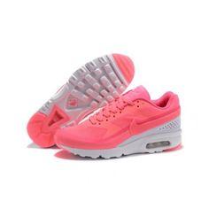 Nike Dámské - Prodej Nike Air Max 91 Dámské Běžecké Boty Růžový Bílý 0834 06376c8287