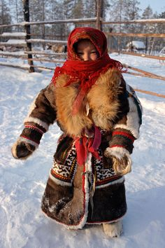 Nenet-Siberia Russia.   Turkic   Pinterest   Reindeer, Plays and ...