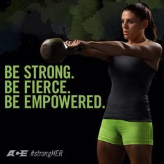 #strongHer ACE Fitness