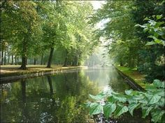 Hofgarten Park - Bayreuth, Germany  I lived there from age 2-5.  We went to this park almost every day.