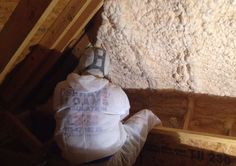 #My2WordNightmare: Traditional Insulation! Spray Foam Systems is your ONE source for everything #sprayfoam!