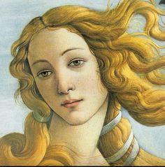 Birth of Venus, Sandro Botticelli