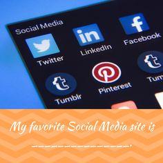 #FillInTheBlank: My favorite #SocialMedia site is _______________.  #SocialMediaNetworks #Marketing #Agency #Interactive  www.mediareachers.com