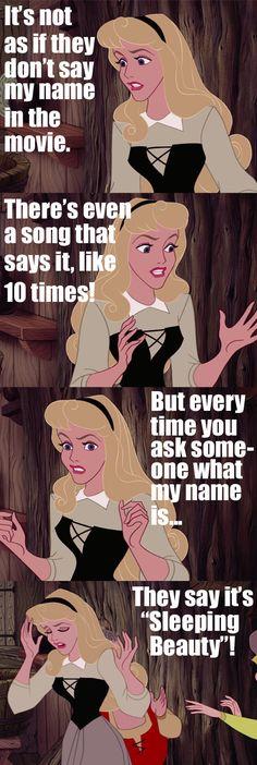Disney Princess Problems