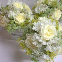 Der Blumenladen - Blumen Lehmann Düsseldorf - Brautstrauß mit englischen Rosen  Hochzeitsblumen / Hochzeitsfloristik / Blumen zur Hochzeit