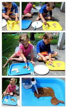 The Story of Ping: How do ducks float and other activities FIAR