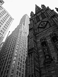 Trinity Church in NY